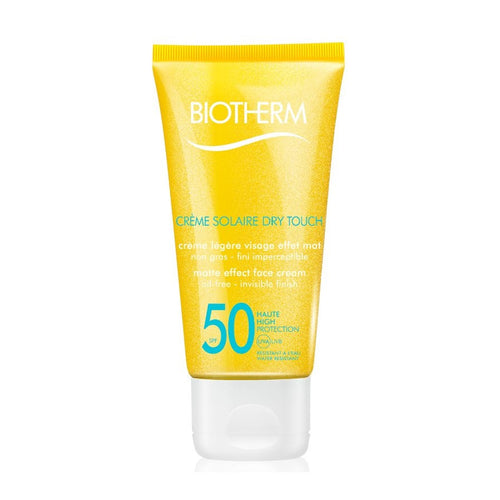 BIOTHERM DRY TOUCH FACE CREAM SPF50 50ML - Beauty Bar Cyprus