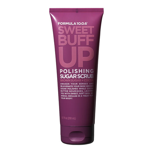 FORMULA 10.0.6 -  SWEET BUFF UP - POLISHING SUGAR SCRUB 200ML - Beauty Bar Cyprus