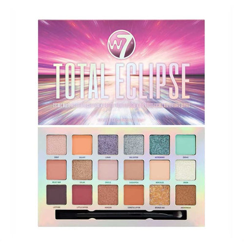 W7 TOTAL ECLIPSE EYE SHADOW PALETTE - Beauty Bar Cyprus