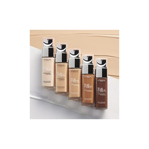 LOREAL - TRUE MATCH FOUNDATION AVAILABLE IN 10 SHADES - Beauty Bar Cyprus