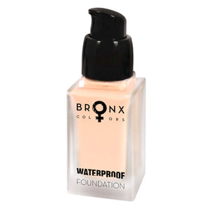 BRONX WATERPROOF FOUNDATION - AVAILABLE IN A VARIETY OF SHADES - Beauty Bar Cyprus