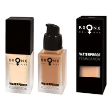 Load image into Gallery viewer, BRONX WATERPROOF FOUNDATION - AVAILABLE IN A VARIETY OF SHADES - Beauty Bar Cyprus