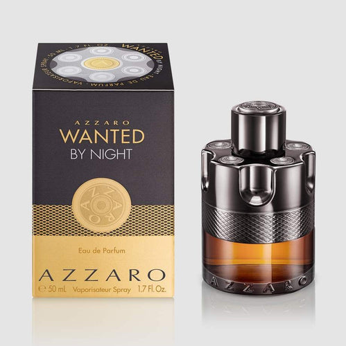 AZZARO WANTED EDT 50ML - Beauty Bar Cyprus