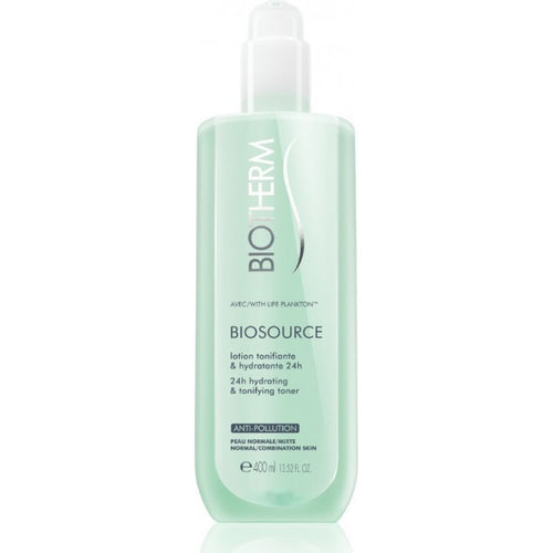 BIOTHERM BIOSOURCE TONER NORMAL SKIN 400ML - Beauty Bar Cyprus