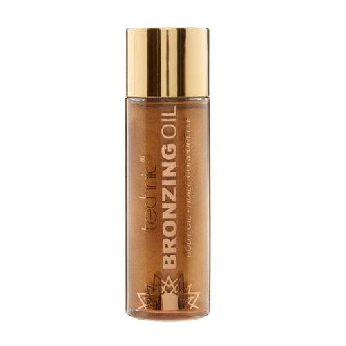 TECHNIC BODY BRONZING OIL - Beauty Bar Cyprus