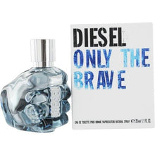 Load image into Gallery viewer, DIESEL ONLY THE BRAVE EDT  - AVAILABLE IN 2 SIZES - Beauty Bar Cyprus