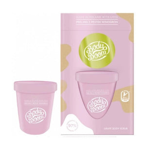BODY BOOM GRAPE SEED BODY SCRUB 100GR - Beauty Bar