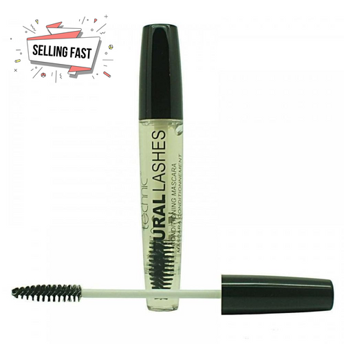 TECHNIC NATURAL LASHES CONDITIONING CLEAR MASCARA - Beauty Bar Cyprus