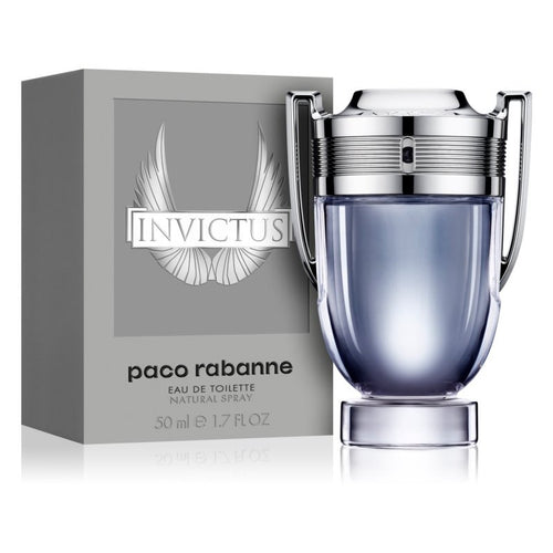PACO RABANNE INVICTUS EDT - AVAILABLE IN 2 SIZES - Beauty Bar Cyprus