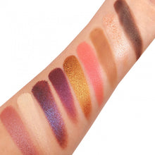 Load image into Gallery viewer, RUDE COCKTAIL PARTY 9 COLOR EYESHADOW PALETTE - PURPLE FLAME - Beauty Bar Cyprus
