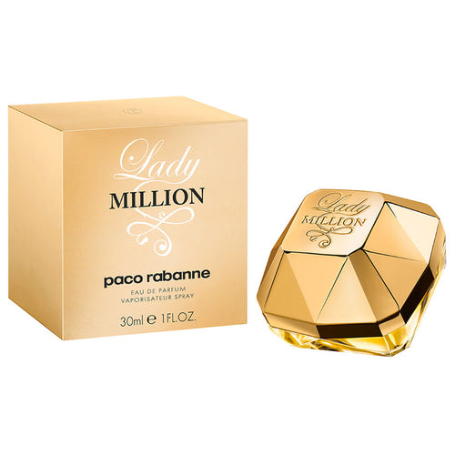 PACO RABANNE LADY MILLION EDP - AVAILABLE IN 3 SIZES - Beauty Bar Cyprus