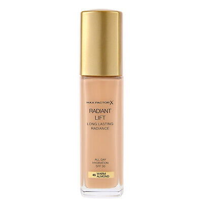 MAX FACTOR RADIANT LIFT FOUNDATION - AVAILABLE IN A VARIETY OF SHADES - Beauty Bar Cyprus