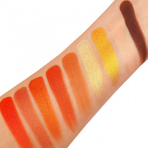 RUDE COCKTAIL PARTY 9 COLOR EYESHADOW PALETTE - SEX ON THE BEACH - Beauty Bar Cyprus