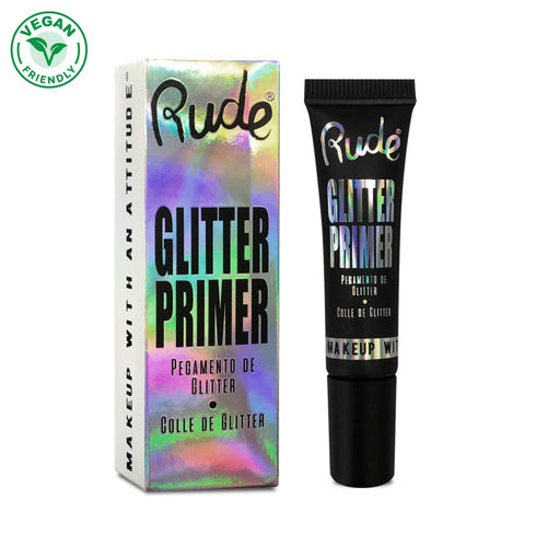 RUDE MAKEUP GLITTER PRIMER - Beauty Bar Cyprus