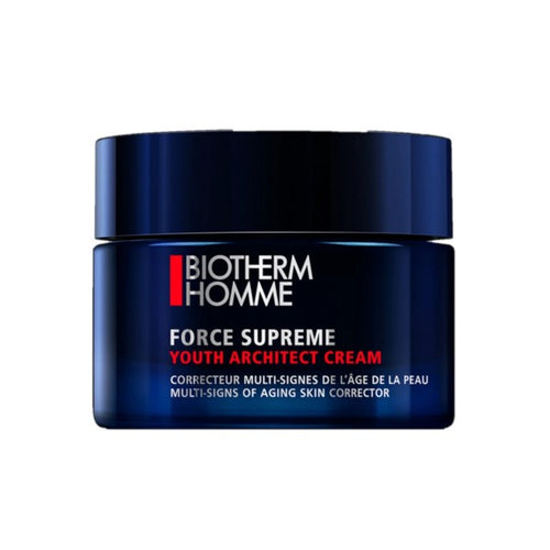 BIOTHERM HOMME FORCE SUPREME YOUTH ARCHITECT CREAM 50 ML - Beauty Bar Cyprus