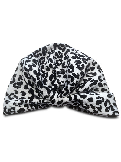 Satin lined turban