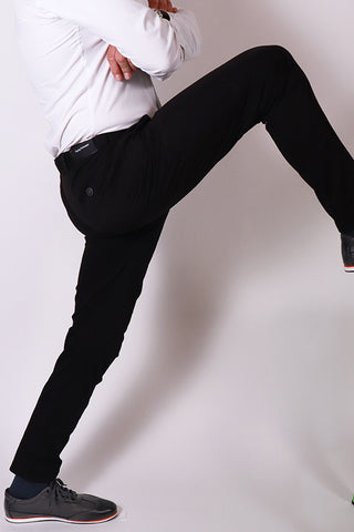 Performance Black Copenhagen pants