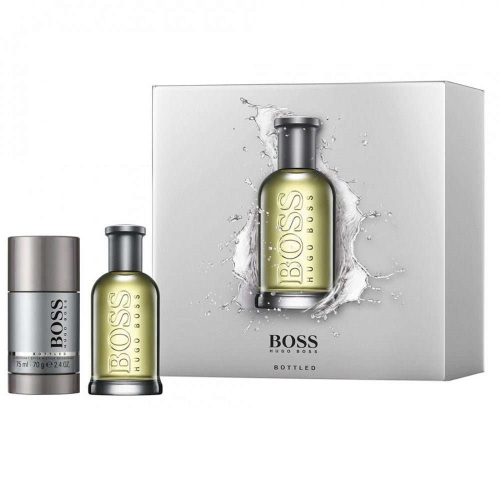 Boss Bottle sæt 50ml + deostick