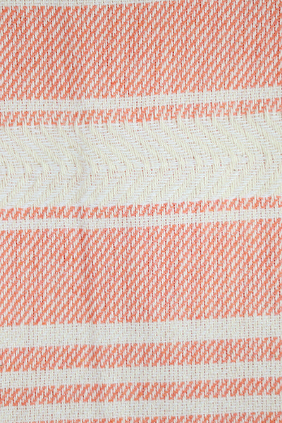 Hammam multistripe orange