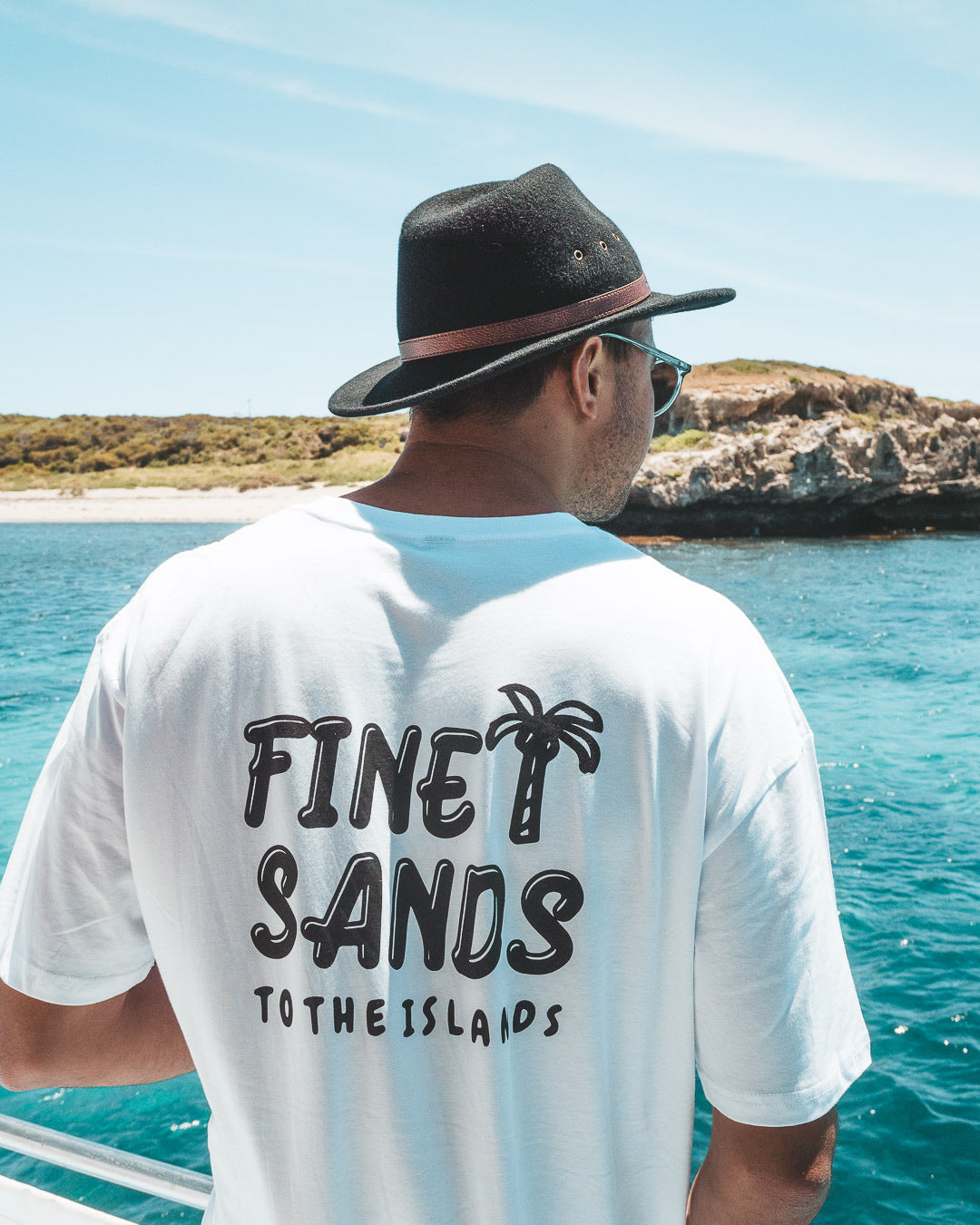To the Islands Collaboration Tee