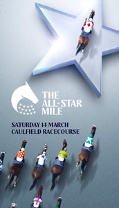 The All-Star Mile Racebook