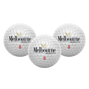 MRC Members' Golf Ball Set