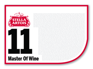 2020 Stella Artois Caulfield Cup Members' Saddlecloth #11 Master Of Wine (GER)