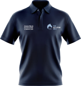 The All-Star Mile Polo Shirt - Mens