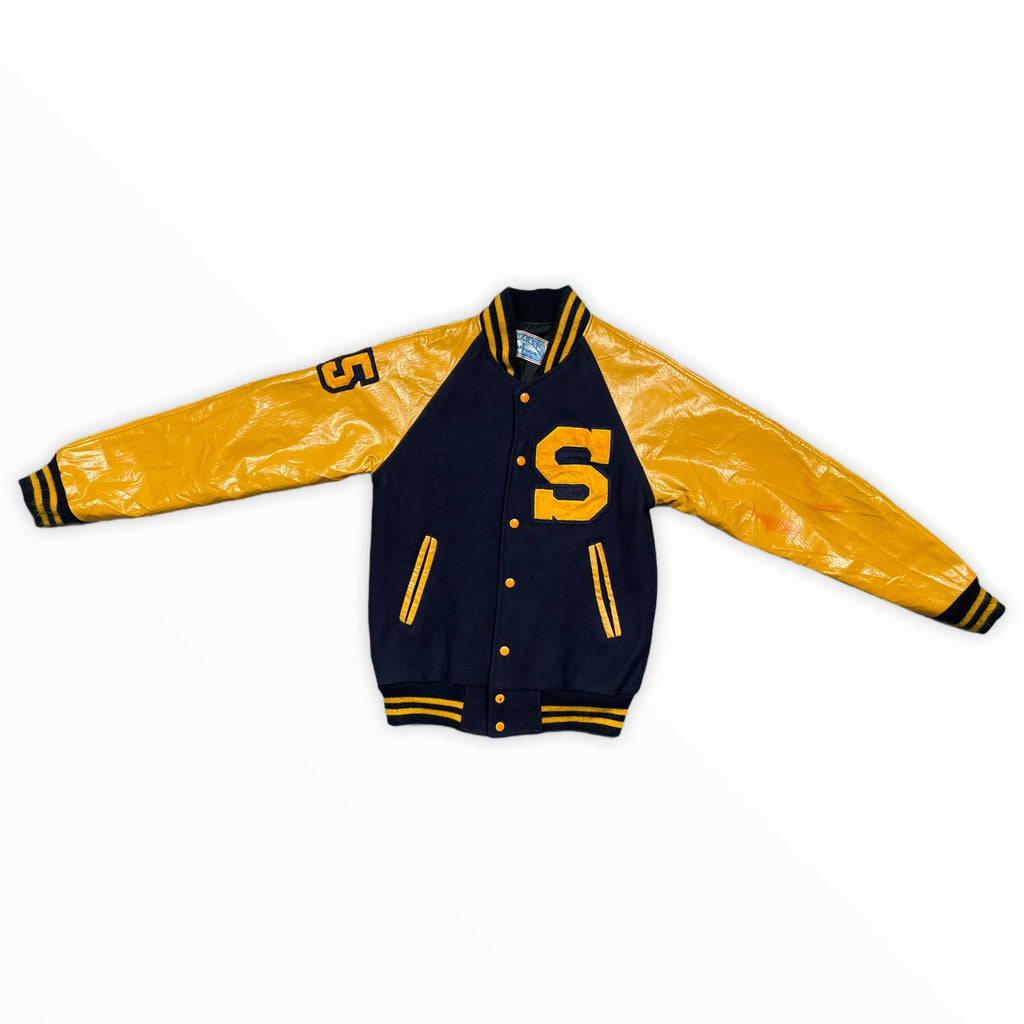 Varsity Jacket Made in USA - S