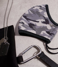 Load image into Gallery viewer, The Carnaby Aerosilver Luxe Mask and Aerosilver Carry Pouch - The Avantguard