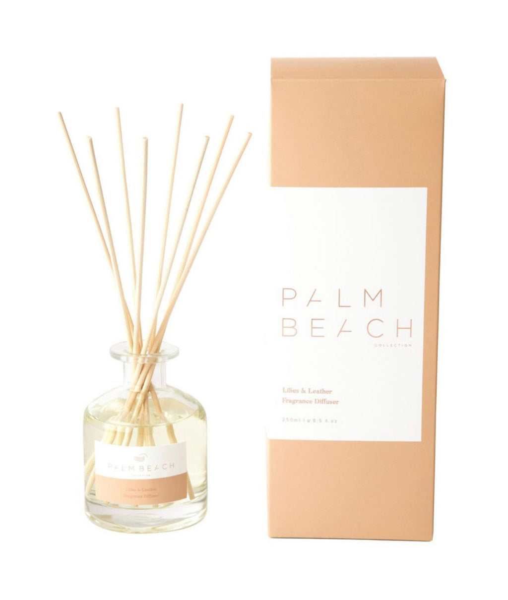Palm Beach Lillies & Leather Diffuser
