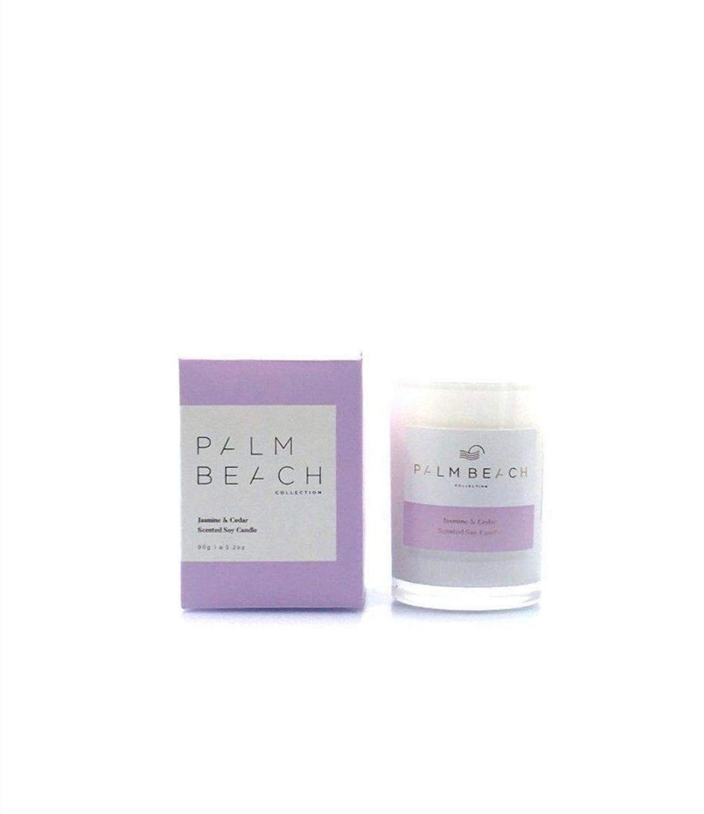 Palm Beach mini candle Jasmine & Cedar