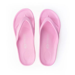 Slappa's Thongs Pale Pink