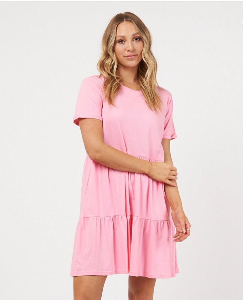 Twirl Tee Dress