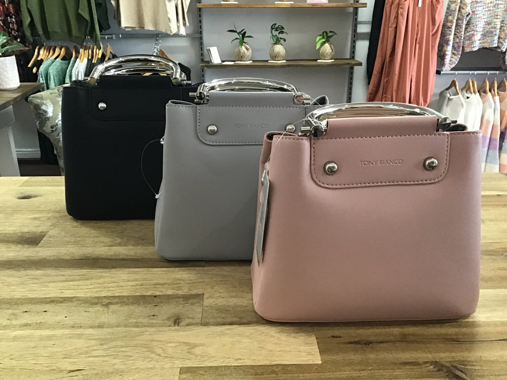 Ken Mini Top Handle Crossbody