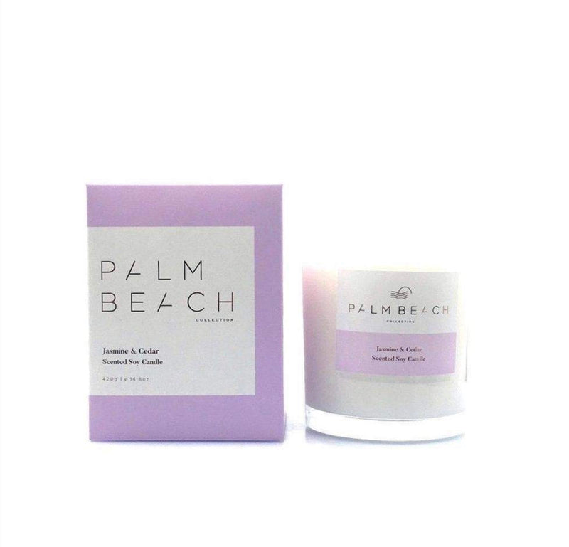 Palm Beach Jasmine & Cedar Candle
