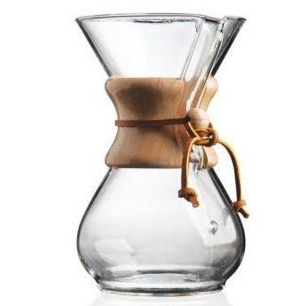 Chemex 6-Cup Classic Coffee Brewer
