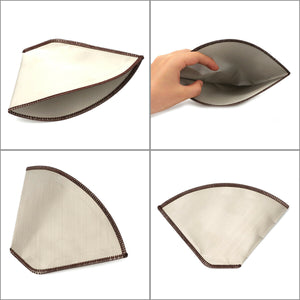 Reusable Coffee Filters - Chemex & Hario