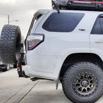 Rigid Armor Spare Tire Hitch Carrier - Toyota 4runner 1998-2020
