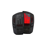 Toyota Tacoma 2016-2017 LED Taillights Black or TInted