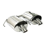 AVO 2005-2009 Subaru Outback XT 3in Stainless Steel Cat Back Exhaust