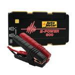 Autometer Jump Starter 12V Emergency Battery Pack 800A