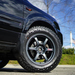 RAYS Gram Lights 57DR Wheels for the 2003-2008 Honda Pilot