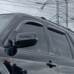 WeatherTech 2003-2019 Honda Pilot Front and Rear Side Window Deflectors