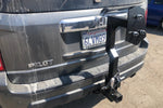 Rigid Armor Spare Tire Hitch Carrier - Honda Pilot 2009-2015
