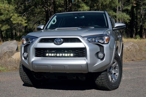 KC HiLiTES 20in. FLEX LED Behind the Grille Light Bar Mount System - 14-18 Toyota 4Runner