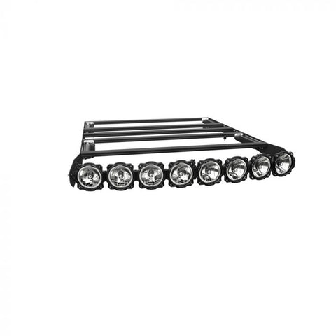 "KC M-RACK 50"" Gravity® LED Pro6 Roof Rack - 2005-2019 Toyota Tacoma Double Cab - FREE SHIPPING"