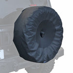 Rampage Products Universal X-Large Heavy Duty Canvas Spare Tire Cover