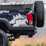 Relentless Fabrication 2016+ Tacoma High Clearance Rear Bumper
