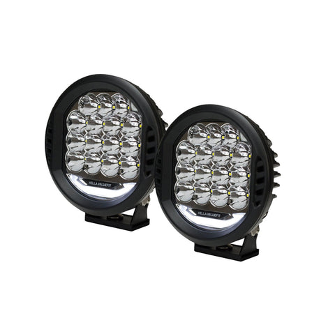 Hella 500 LED Driving Light Kit